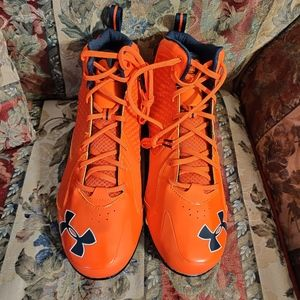 UNDER ARMOUR SPINE MENS MOLDED FOOTBALL CLEATS